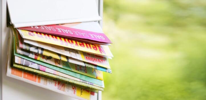 Mailing postal para tus campañas publicitarias