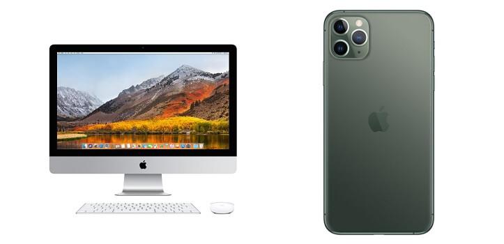 Renting de dispositivos Apple