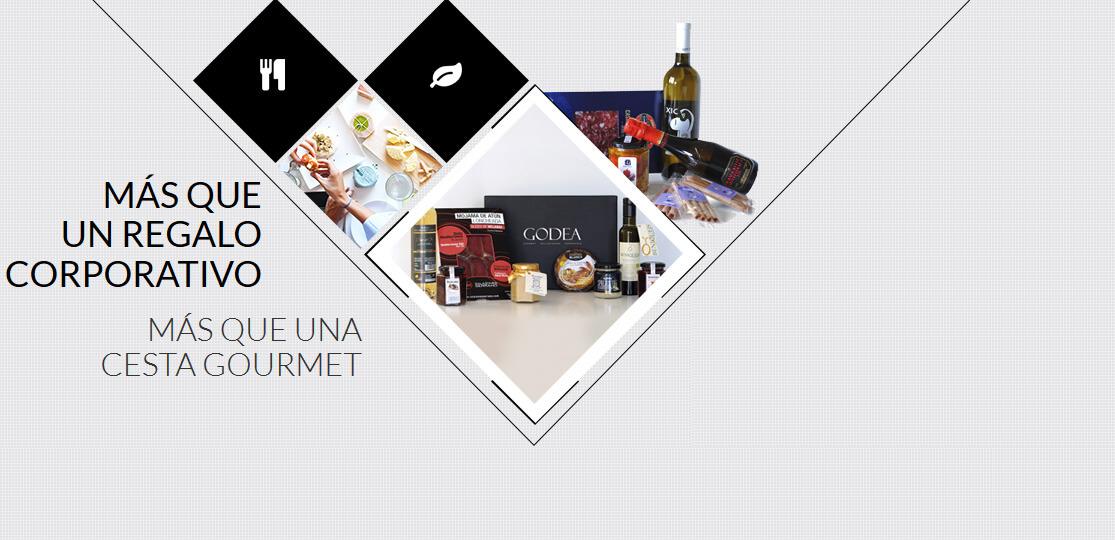 Productos gourmet para tus regalos corporativos