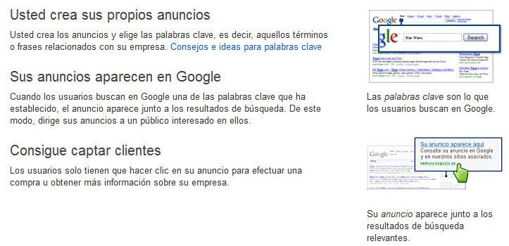 Anúnciate en GOOGLE, el buscador más utilizado del mundo