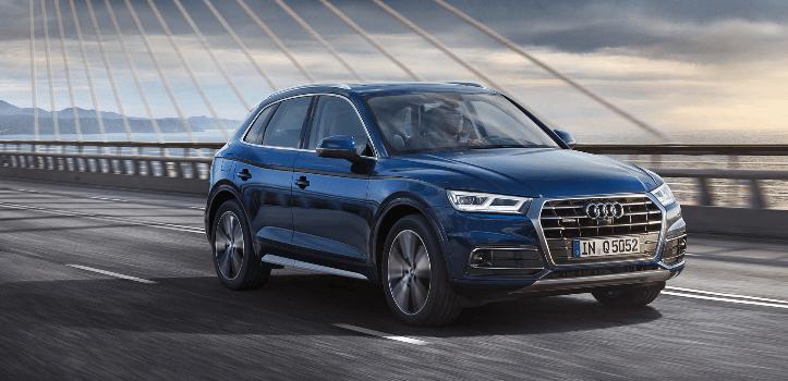 Renting de Audi Q5 2.0 TDI