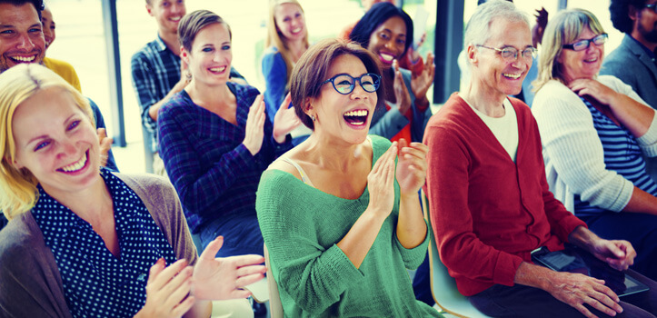 Disfruta de 1 conferencia motivacional en tu empresa... ¡Gratis!