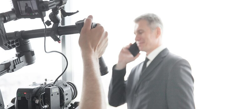 Vídeos corporativos y producciones audiovisuales para empresa