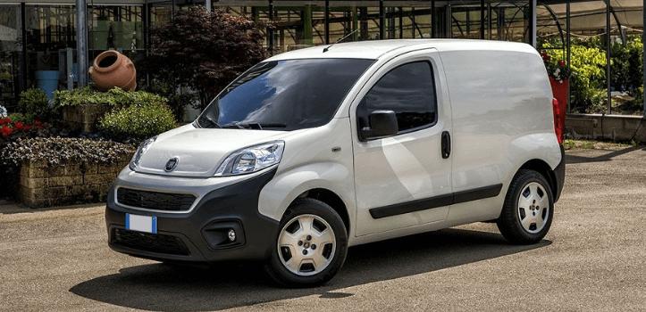 Renting de Fiat Fiorino