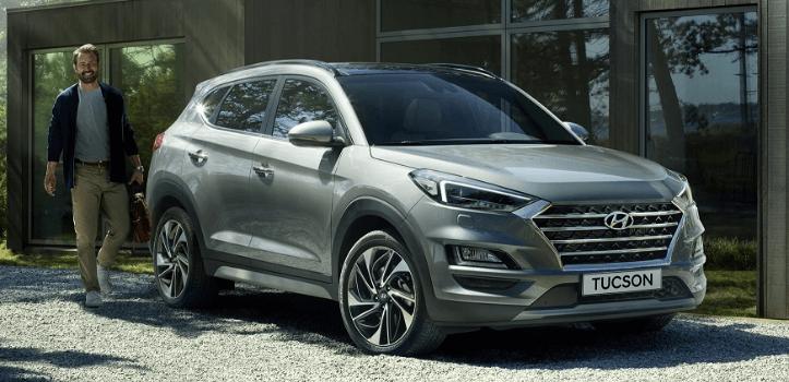 Renting de Hyundai Tucson