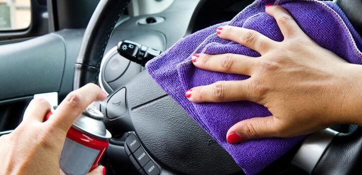 Lavado profesional de tu vehículo