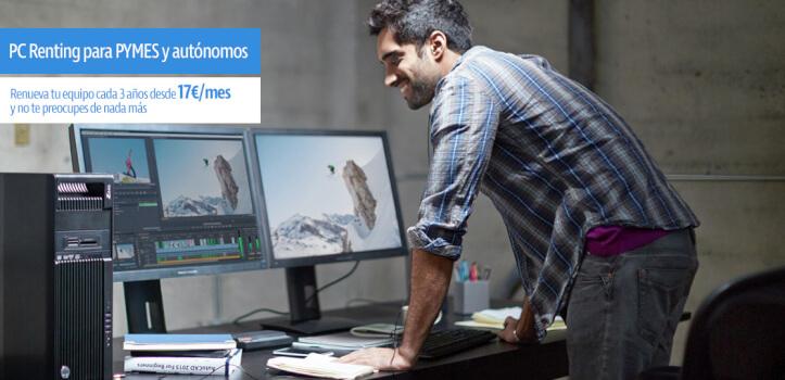 Equipos informáticos HP