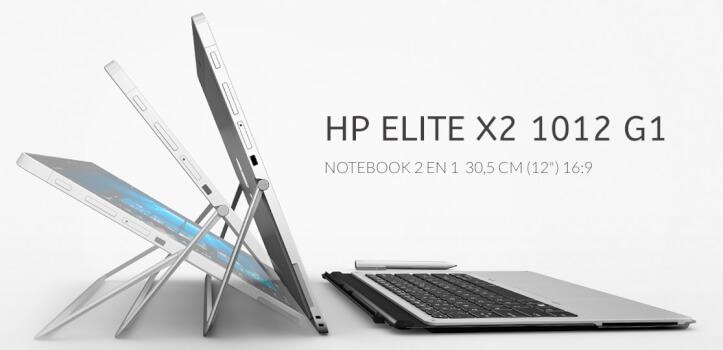 Notebook HP ELITE X2 1012 G1