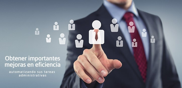 Diseño de soluciones ERP y CRM para la gestión de tu empresa