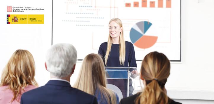 Cursos en Igualdad, Manipulación de alimentos y Gestión empresarial