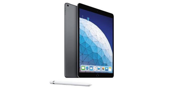 Renting iPad Air
