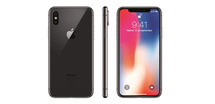 Renting de iPhone X