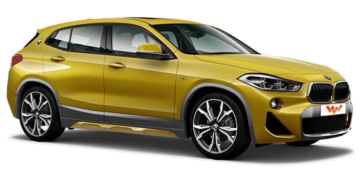 Renting de BMW X2