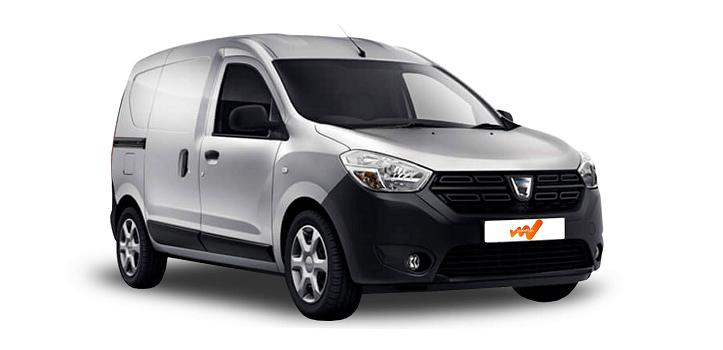Renting de Dacia Dokker