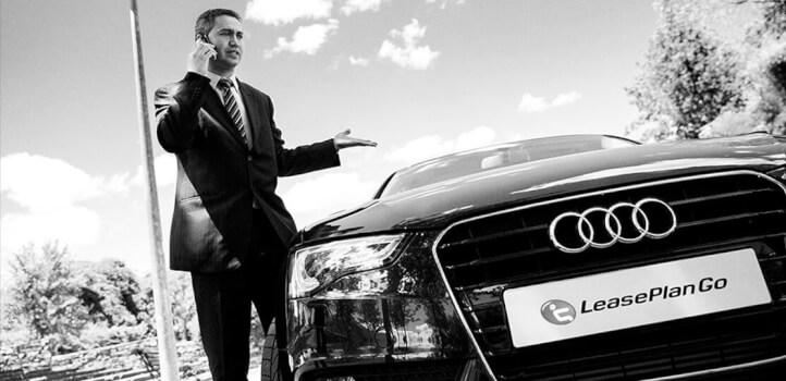 Renting de vehículos con LeaseplanGo