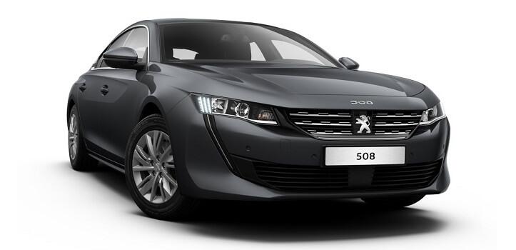 Renting de Peugeot 508