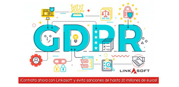 Adaptación al RGPD (Reglamento General de Protección de Datos)