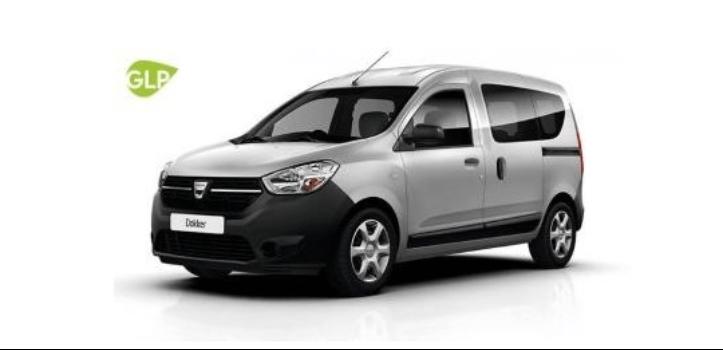 Renting de Dacia Dokker GLP