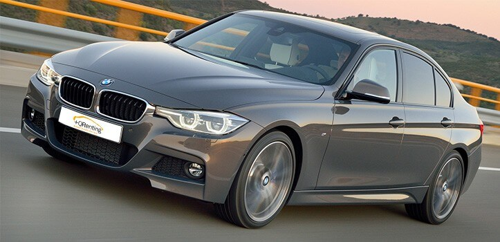 Renting de BMW 318d 150 CV Automático Business