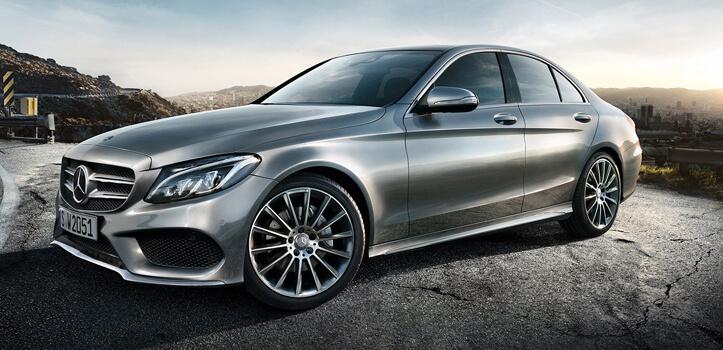 Renting de Mercedes-Benz Clase C
