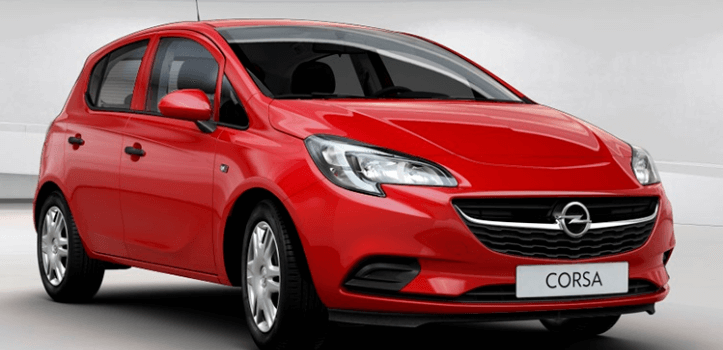Renting de Opel Corsa 1.4 Selective Pro