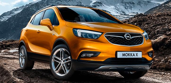 Renting de Opel Mokka X 1.4T
