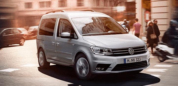 Renting de Volkswagen Caddy Maxi Outdoor