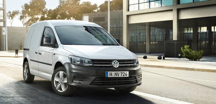 Renting de Volkswagen Caddy Profesional Furgón