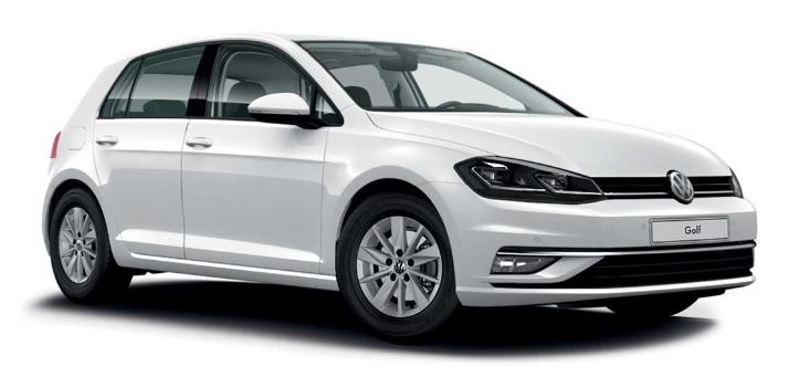 Renting de Volkswagen Golf Ready2Go 1.0 TSI