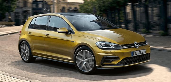 Renting de Volkswagen Golf 1.5 TSI