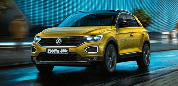 Renting de Volkswagen T-Roc 1.6 TDI