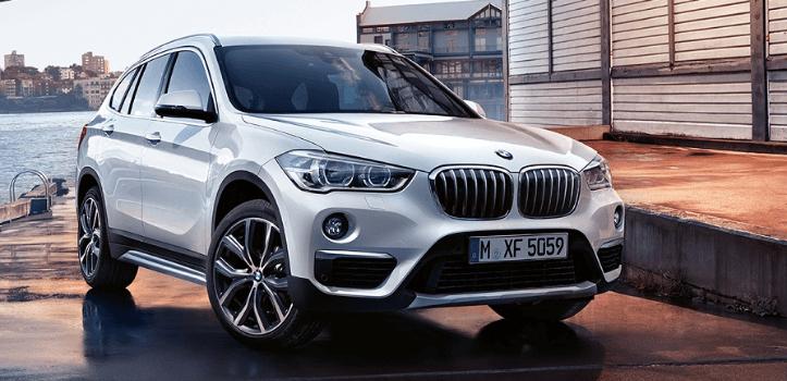 Renting de BMW X1 18d