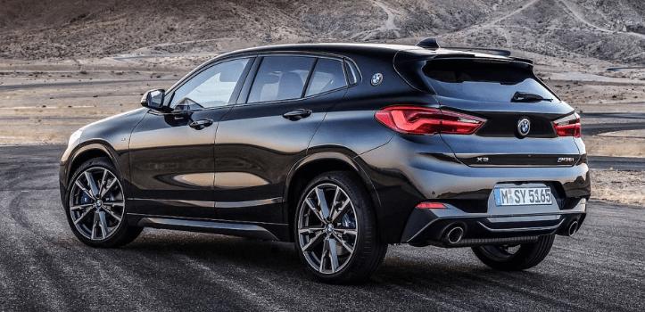 Renting de BMW X2 16d