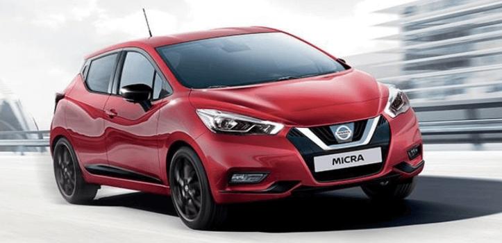 Renting de Nissan Micra IG-T Acenta