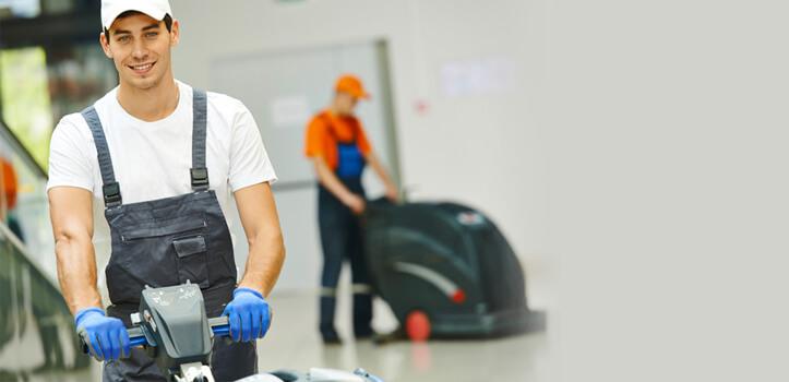 Maquinaria y productos de limpieza industrial
