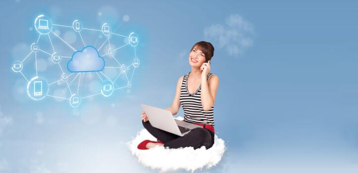 Soluciones cloud de comunicación<br>