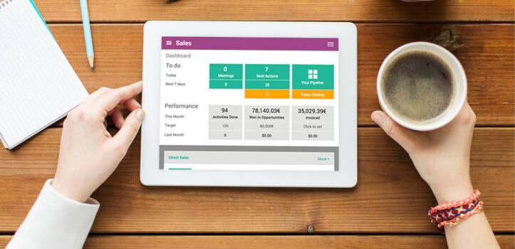 Descubre ODOO, el software ERP y CRM que te facilita la vida