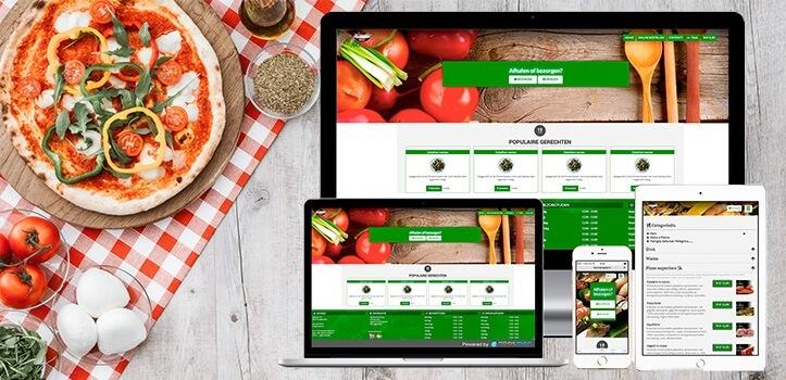 App + web personalizada de pedidos a domicilio para restaurantes