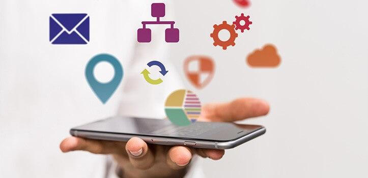 Diseño de apps para empresa + mantenimiento mensual y publicitario