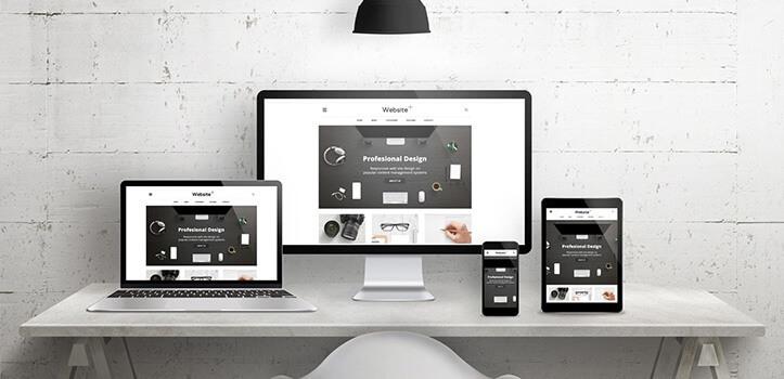 Página web corporativa en Wordpress con 1 mes gratis de SEO