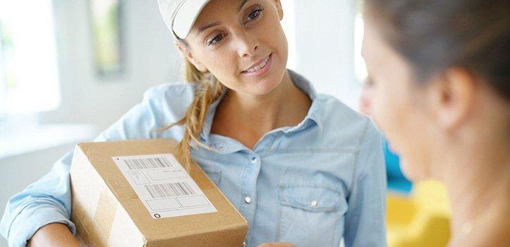 Plataforma de envío de paquetes a nivel nacional e internacional