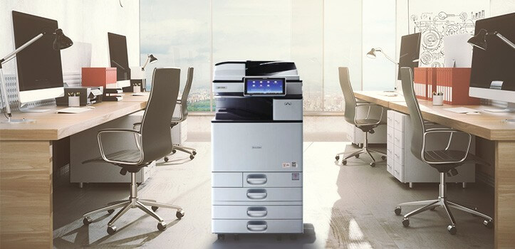 Renting de impresora multifunción RICOH, el mejor equipamiento