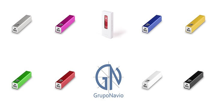 Grupo Navio - Powerbank