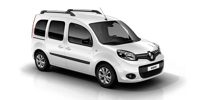 Renting de Renault Kangoo Combi