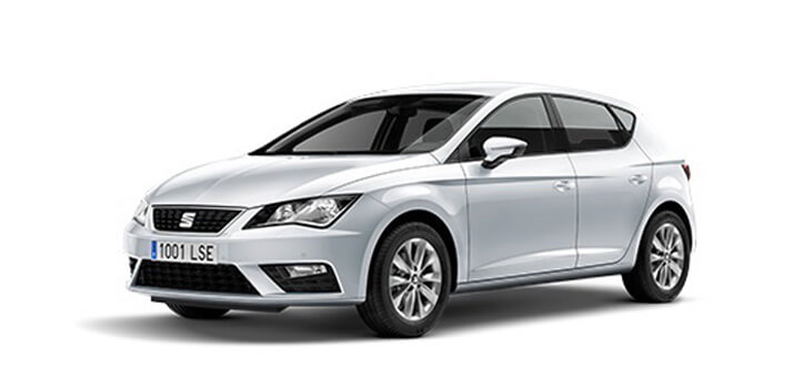 Renting de SEAT León ST 1.4 TGI GNC