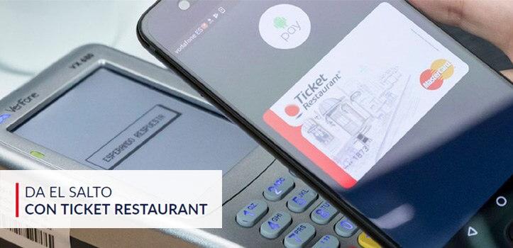 Beneficios para empleados con Ticket Restaurant