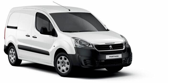 Renting de Peugeot Partner