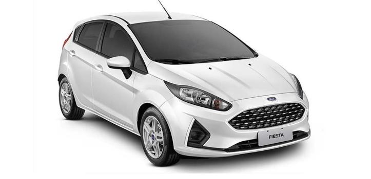 Renting de Ford Fiesta 1.1 Ti-Vct