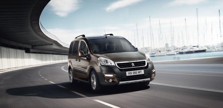 Renting de furgonetas: Tu Peugeot Partner Teepe a un precio increíble