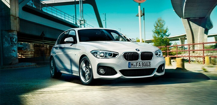 Renting BMW Serie 1 116d berlina con Plan de Gestión